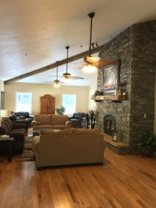 Inside Grace Home for boys at Chestnut Mountain Ranch. Supplied photo.