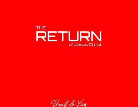 David de Vries brengt nieuw album 'The Return' uit.