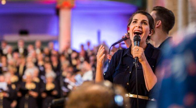Nederland Zingt over 'belofte' met muziek van Kinga Bán