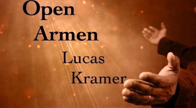 CD presentatietour – 'Open Armen' van Lucas Kramer