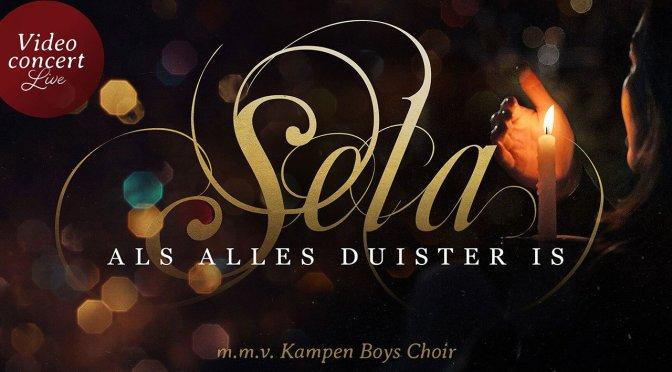 Kerst met Sela – Live videoconcert