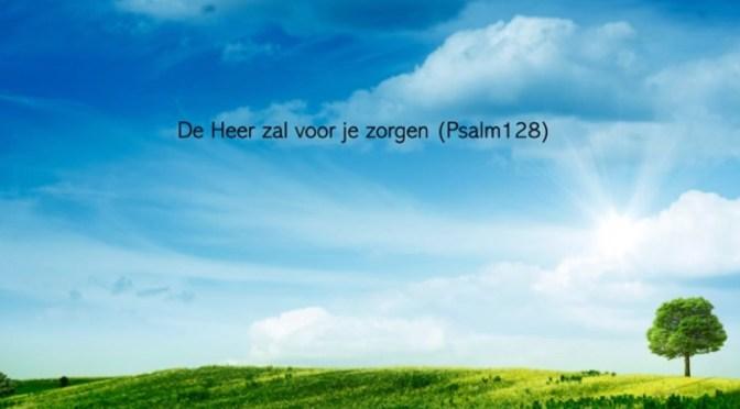 De wijze raad van Psalm 128 in een nieuwe muzikale jas
