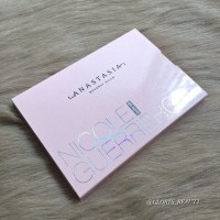 REVIEW/SWATCHES - ANASTASIABEVERLYHILLS AND NICOLEGUERRIERO GLOW KIT.