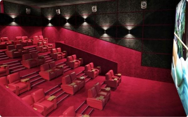 В Одессе открывается новый VIPкинозал Кино