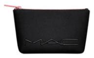 Mac Cosmetics Canada Free Pink Makeup Bag - Glossense