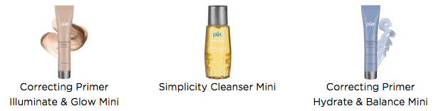 Pur Cosmetics Canada Free Sample at Checkout - Glossense