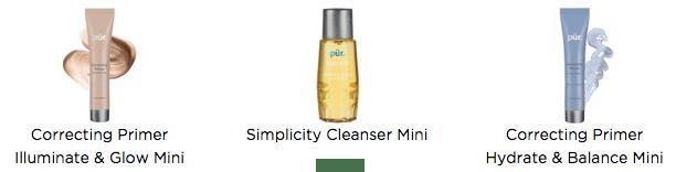 Pur Cosmetics Canada Free Sample at Checkout - Glossense