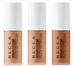 Sephora Canada Free Becca Cosmetics Foundation Sample - Glossense