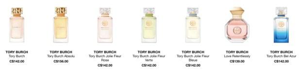 Tory Burch Canada Perfume - Glossense