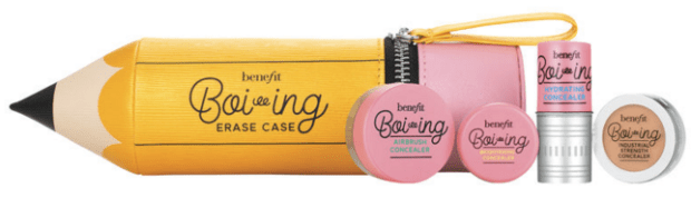 Benefit Cosmetics Boi-ing Concealer Set Canadian Sale and Canadian Deal - Glossense