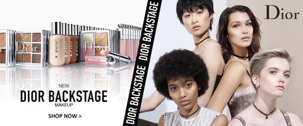 Dior Backstage Makeup Collection is now Available at Sephora Canada - Glossense