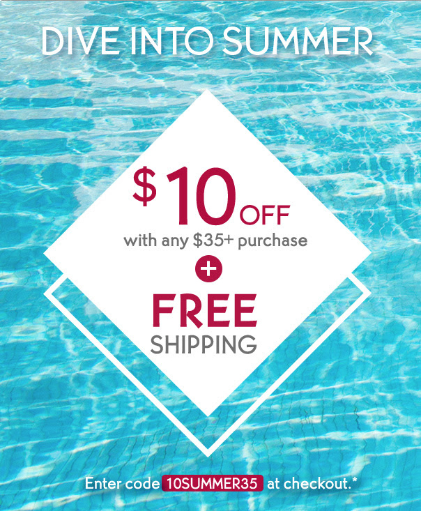 Yves Rocher Canada Dive into Summer June 2018 Coupon Code Free Shipping - Glossense
