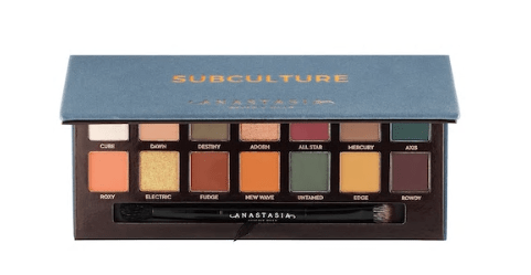 Sephora Canada Anastasia Beverly Hills Subculture Palette - Glossense
