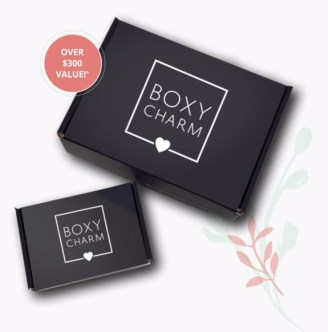 BoxyCharm Canada BoxyLuxe Canadian Beauty Box Subscription August 2018 September 2018 - Glossense
