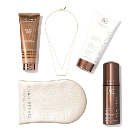 Sephora Canada Vita Liberata Sparkle & Glow Into Summer August Beauty Insider Reward 2018 - Glossense