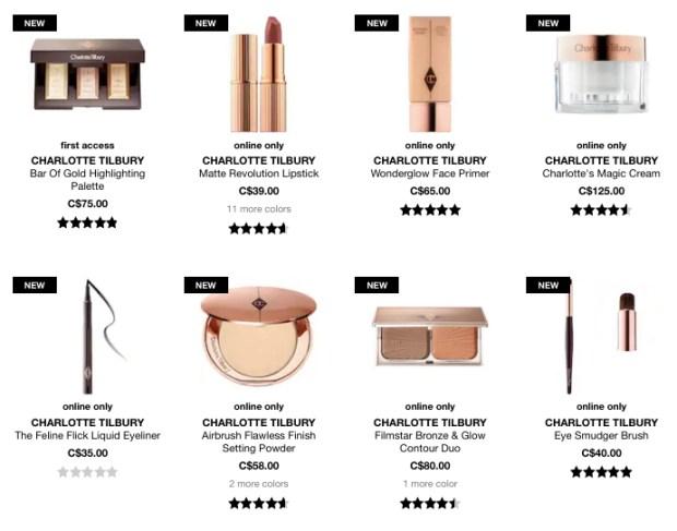 Charlotte Tilbury Canada Cosmetics 1 - Glossense