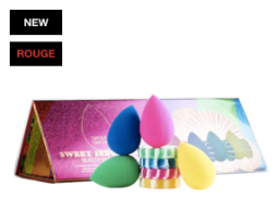 Sephora Canada 2018 Holiday Preview Event BeautyBlender Sweet Indulgence Set - Glossense