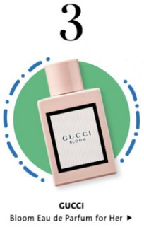 Sephora Canada Canadian Promo Code 10 Days Mystery Items Day 3 Free Gucci Bloom for Her Perfume Fragrance Eau de Parfum - Glossense