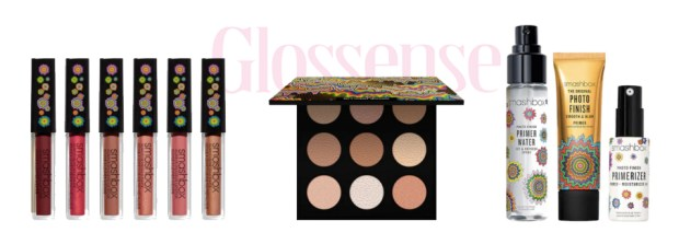 Sephora Canada Smashbox Cosmetics Holidaze Holiday Items Value Sets 2018 Collection Now Available - Glossense