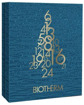 Biotherm Canada 2018 Canadian Christmas Holiday Advent Calendar - Glossense