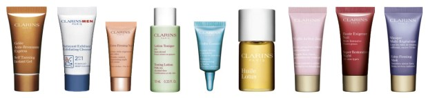 Clarins Canada Canadian Freebies Free Samples with Purchase 2018 2019 - Glossense