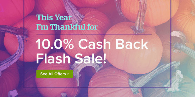 Ebates Canada Canadian Thanksgiving Cash Back Hot Discount 2018 Give Thanks - Glossense