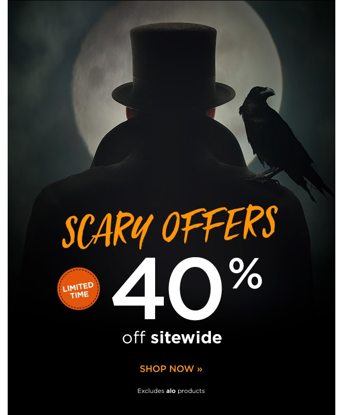 Fruits and Passion Canada Canadian Deals Scary Hallowen Offer October 2018 - Glossense