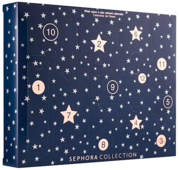 Sephora Canada Sephora Collection Wish Upon a Star 2018 2019 Holiday Christmas Beauty Advent Calendar - Glossense