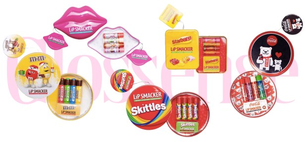 Well Canada Lip Smackers Holiday Tins - Glossense
