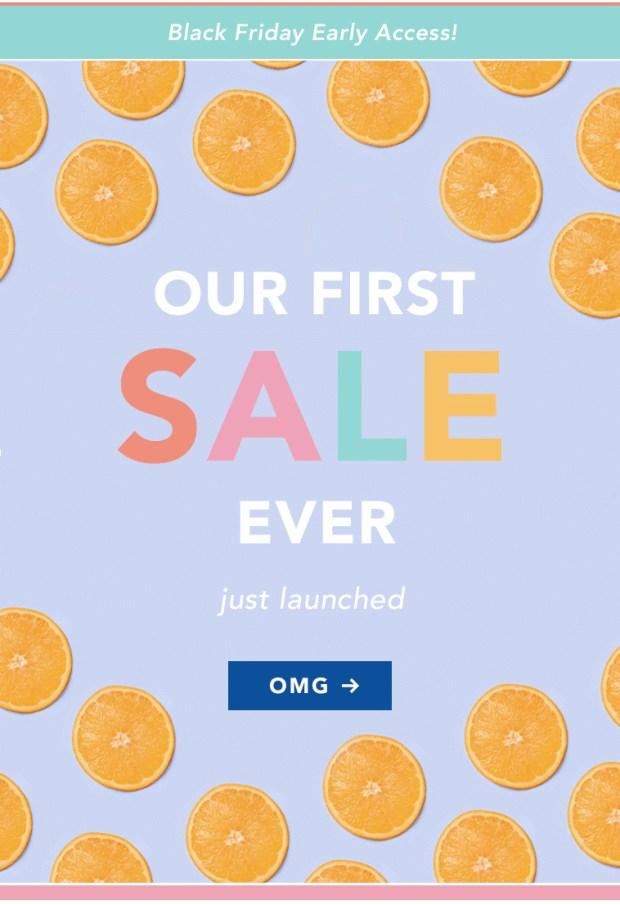 Awake Beauty Canada Tarte Cosmetics Partner 2018 Canadian Black Friday Sale Deals Cyber Week Early Access - Glossense