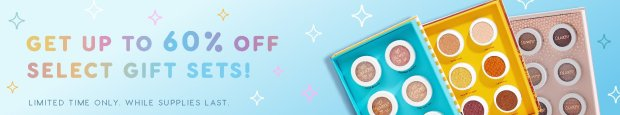 ColourPop Canada 2018 Canadian Black Friday Cyber Week Cyber Monday Deals November 20 2018 Save on Gift Sets - Glossense