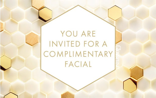 Hudson's Bay Guerlain Canada Canadian Freebies Free Complimentary Facial - Glossense