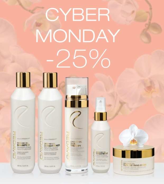 Redavid Hair Salon Canada 2018 Canadian Cyber Monday Week Black Friday Deals Sale Savings Discount - Glossense