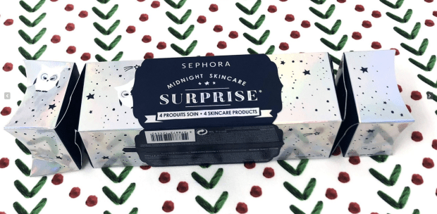 Sephora Canada 2018 Canadian Black Friday Deals Sale Promo Sephora Midnight Skincare Surprise - Glossense