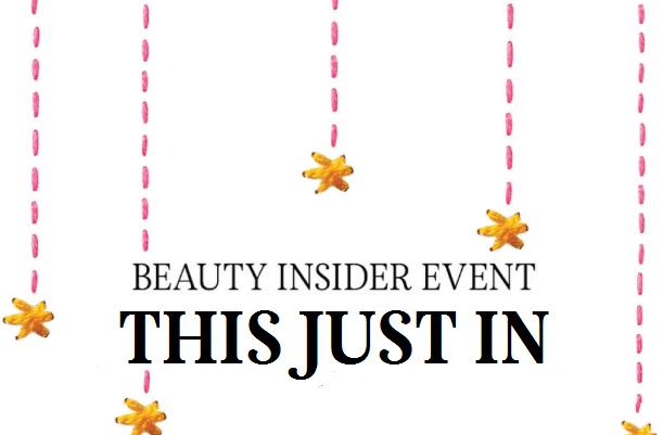 Sephora Canada Canadian Holiday Bonus Update Rouge VIB BI Beauty Insider Community - Glossense