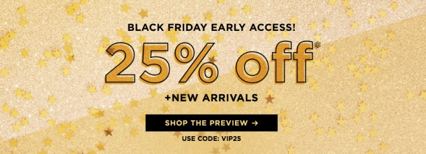 Tarte Cosmetics Canada 2018 Canadian Black Friday Early Access Sale Deals Discounts Promo Coupon Code 2019 - Glossense