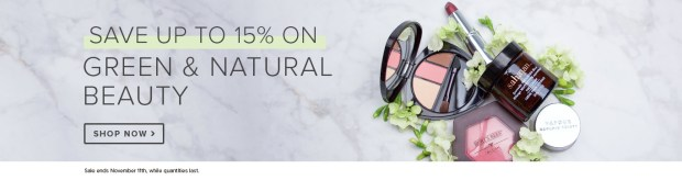 Well.ca Welldotca Canada Natural Wellness Canadian Deal Sale Event Offer Discount Promo Green Natural Beauty - Glossense
