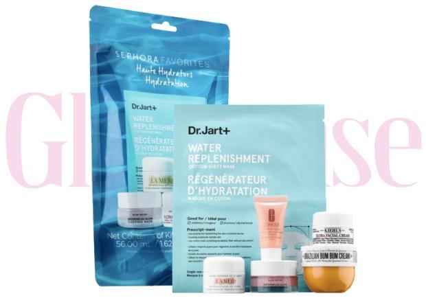 Sephora Canada Canadian Sephora Favorites Set Favourites Kit Collection Haute Hydrators Skincare Skin Care - Glossense