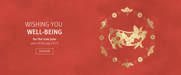 Aveda Canada 2019 Canadian Chinese New Year Lunar New Year Promotion Deals Offers Hair Fortune Lucky - Glossense