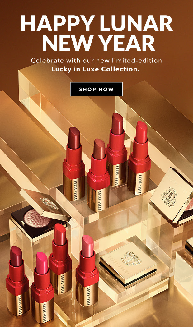 Bobbi Brown Cosmetics Canada 2019 Canadian Chinese New Year Lunar New Year GWP Free Flame Lipstick Promo Code Coupon Codes Promotion Offer - Glossense