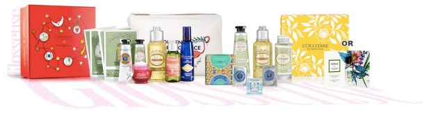 L'Occitane Canada Hot Canadian Deal Deals All for 35 Spring 2019 Spring Ready Collection Free Gift GWP Free Shipping Promo Code - Glossense