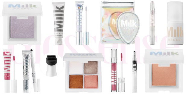 Sephora Canada HOT Canadian Deals Deal Canadian Sale Save on Milk Makeup Cosmetics Highlighters Skincare Discount Up to 50 Off - Glossense
