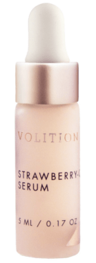 Sephora Canada Canadian Coupon Code Promo Codes Beauty Offer Free Volition Beauty Strawberry-C Serum Skincare Mini Deluxe Trial Sample GWP Gift with Purchase - Glossense