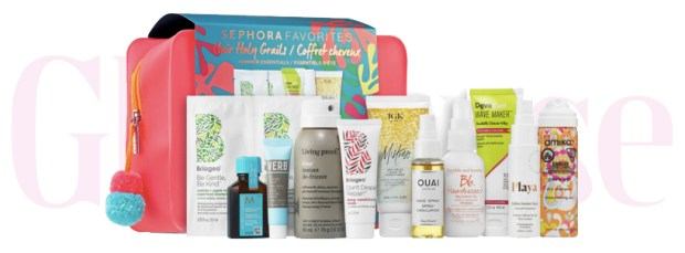 Sephora Canada Favorites Set Kit Canadian Favourites Favorite Favourite Collection Hair Holy Grails Summer Essentials Haircare Beachy Kit Set Beauty - Glossense