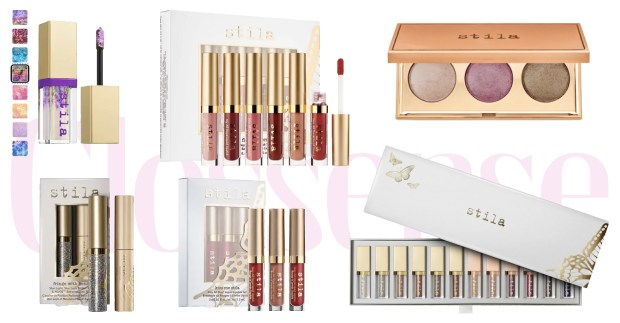 Sephora Canada Hot Summer 2019 Canadian Sale Save on Stila Cosmetics Liquid Eyeshadows and Lipsticks Makeup Collection Beauty May 2019 Memorial Hot Sale - Glossense