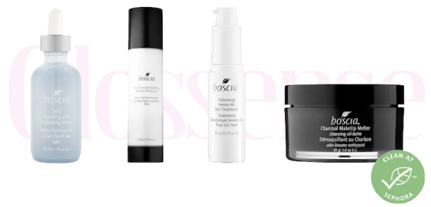 Sephora Canada HOT Canadian Deals Canadian Sale Save on Boscia Skincare Skin Care Discount 50 Off 2019 - Glossense