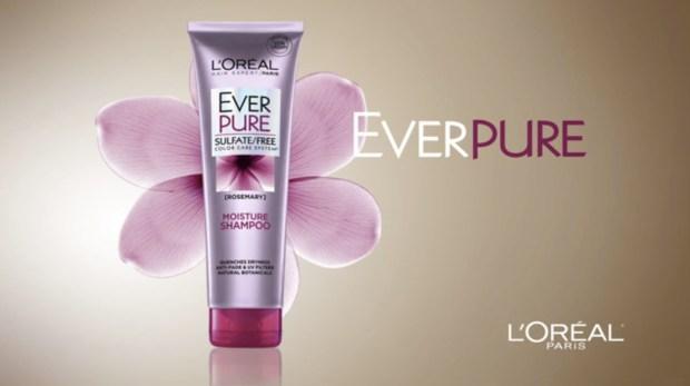 L'Oreal Canada Canadian Freebies Free Ever Pure EverPure Moisture Sample Hair Care Haircare - Glossense