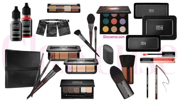 Sephora Canada Hot Summer Labour Day Labor Day 2019 Canadian Sale Save on Make Up For Ever Makeup Artist Tools Brushes August September 2019 Sale - Glossense