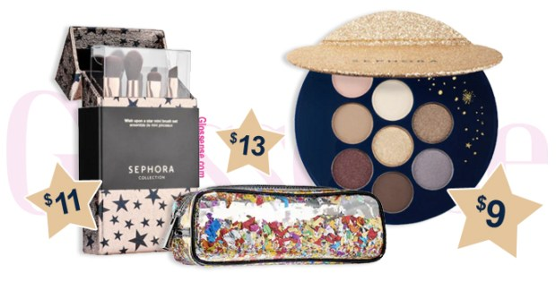 Sephora Canada Hot Summer Labour Day Labor Day 2019 Canadian Sale Save on Sephora Collection Brushes Glitter Eyeshadow Palette Palettes Makeup August September 2019 Sale - Glossense