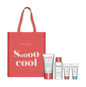 Shoppers Drug Mart Canada SDM Beauty Boutique Canadian GWP Gift with Purchase Offer Free My Clarins Back to School 2019 Summer Gift Set Deluxe Samples Canadian Freebies - Glossense